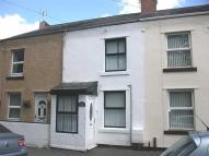Terraced house in Church View, Gwersyllt...