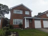 Link Detached House for sale in Sycamore Drive, Wrexham