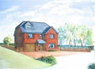 Detached home in Quarry Brow, Gresford...