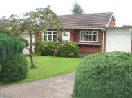 2 bed Detached Bungalow to rent in 3 Maple Close, Gresford...