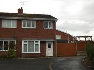 3 bed semi detached property to rent in 10 LICHFIELD CLOSE...