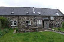 Rhydyfen Ganol Treddol Corwen Barn Conversion to rent