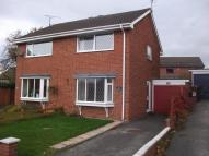 2 bed semi detached house in 27 Pen Y Bryn, Hope...