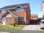 semi detached property to rent in 4 Whitland Way...