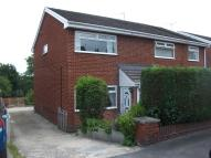 semi detached property in 29 Hall View, Caego LL11