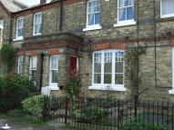 Terraced property in Admiralty Terrace, Upnor...