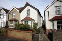 2 bed semi detached property to rent in Chilton Road, Kew...