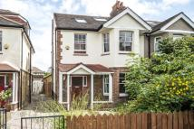 4 bedroom semi detached home to rent in Marksbury Avenue, Kew...