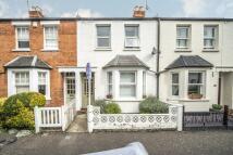 Terraced property in Windsor Road, Kew...