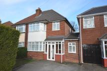 property for sale in Colebourne Road, Kings Heath, Birmingham