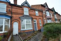 Terraced property in Melton Road, Kings Heath...