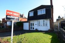 3 bed Detached house in Brandwood Road...