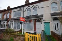 Grange Road Terraced property for sale