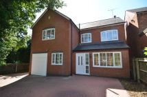 Detached home for sale in Wheelers Lane...