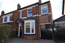 Detached house for sale in Taylor Road, Kings Heath...