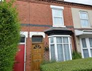 3 bed Terraced property in Grange Road, Kings Heath...