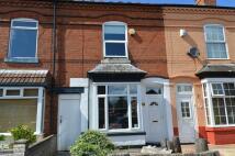 2 bed Terraced property in Grange Road, Kings Heath...