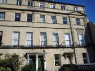 Studio apartment in Lansdown Road, BATH
