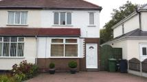 3 bedroom semi detached house to rent in Pooles Lane, Willenhall...