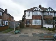 3 bedroom semi detached property to rent in Elmbridge Road...
