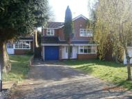 4 bedroom Detached property to rent in Hallot Close, Erdington...