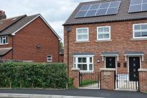 3 bed semi detached home in Manse Lane...