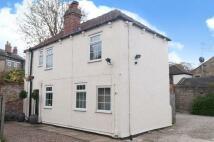2 bedroom Detached home in Bond End, Knaresborough...