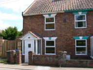 3 bedroom semi detached property in Fredericks Road, Beccles...