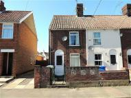 End of Terrace house in Pleasant Place, Beccles