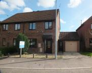 semi detached house in Gilbert Grove, Loddon...