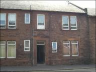 Flat to rent in Lainshaw Street...