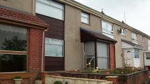 3 bedroom Terraced property to rent in Belmont Court, Kilmaurs...