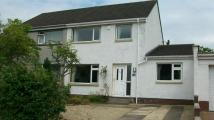 semi detached home for sale in Carmel Place, Kilmaurs...