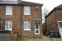Junction Road End of Terrace house to rent