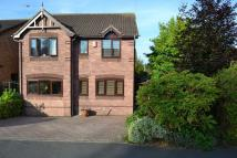 Detached house for sale in Gowy Close, Alsager