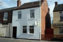 semi detached house to rent in Audley Road, Alsager