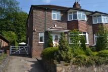 semi detached house in Park Avenue, Kidsgrove