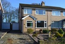 semi detached house in Woodland Road, Rode Heath