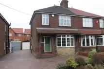 3 bedroom semi detached home in Congleton Road...