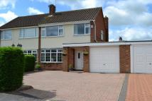 semi detached home in Eaton Road, Alsager