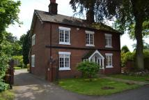 4 bed Detached house in Chapel Lane, Rode Heath