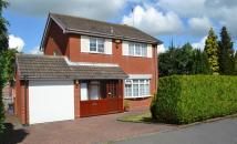 Detached home for sale in Grosvenor Avenue, Alsager