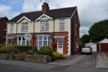 3 bedroom semi detached house for sale in Sandbach Road North...