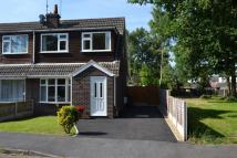 3 bed semi detached home in Beech Avenue, Rode Heath