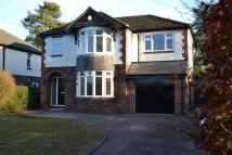 4 bed Detached house in Lodge Road, Alsager