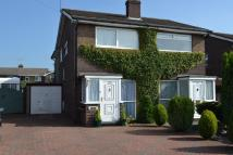 semi detached home for sale in Sandbach Road, Rode Heath