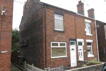 semi detached property in Linley Road, Alsager