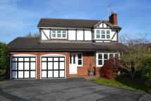 Detached house for sale in Padston Drive, Alsager