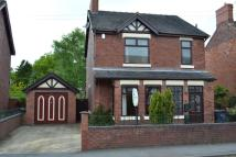 Detached house for sale in Audley Road, Alsager