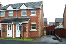 2 bedroom semi detached home to rent in Magpie Crescent...